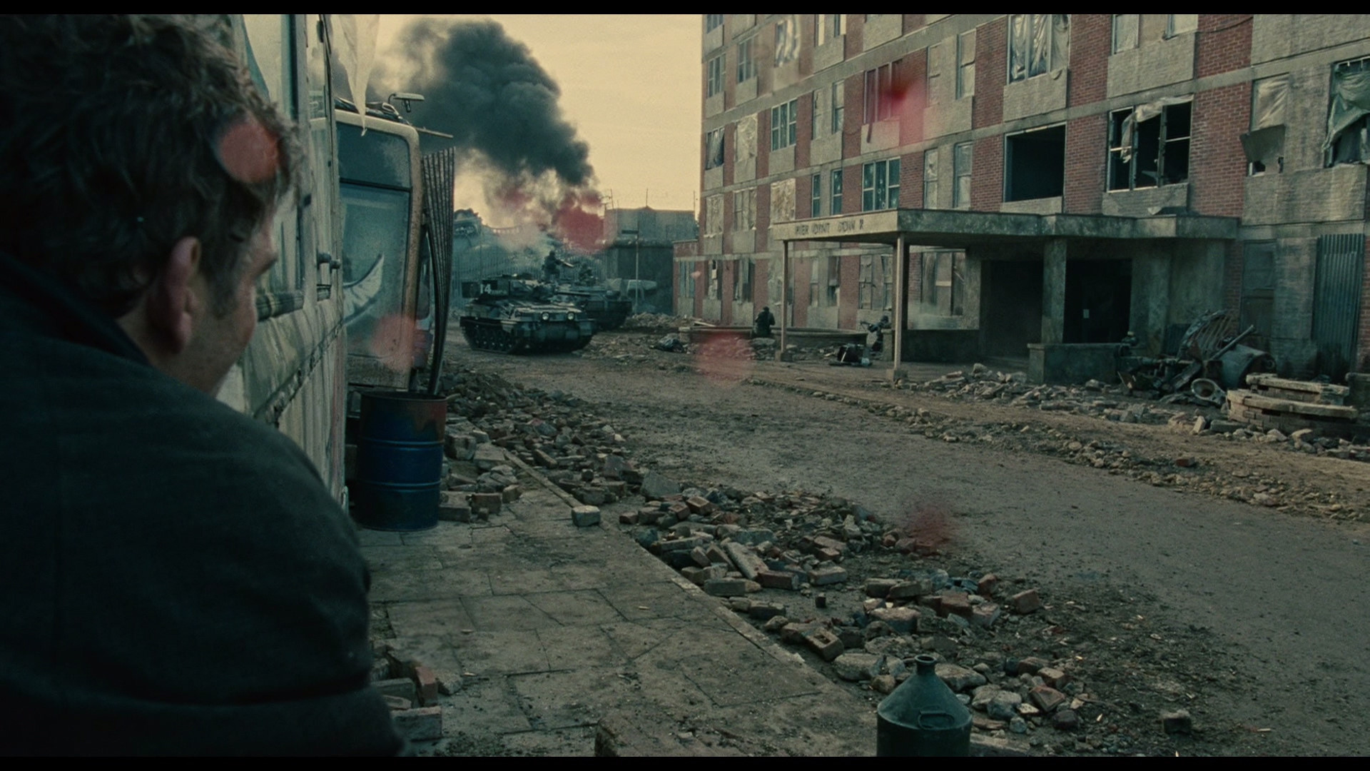 "Advent Themes Through Film: Hope & ""Children of Men"""